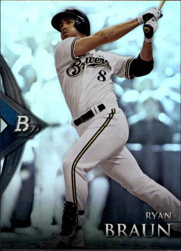 Photo of 2014 Bowman Platinum #47 Ryan Braun