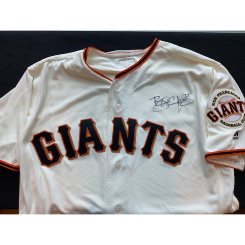Photo of Giants End of Season Auction: Brandon Crawford Signed Jersey