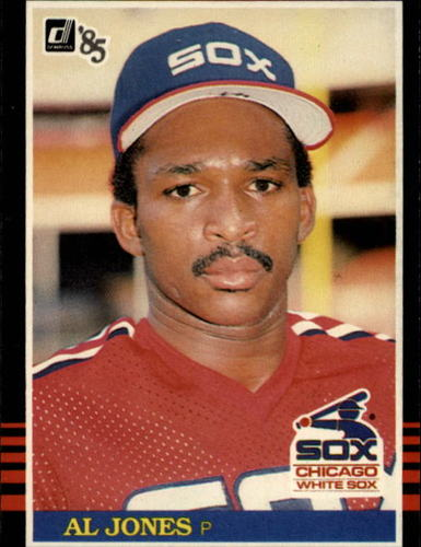 Photo of 1985 Donruss #404 Al Jones