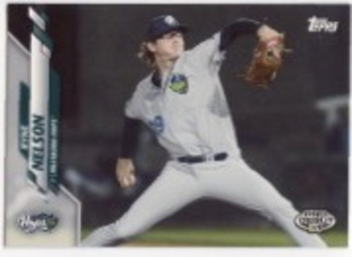 Photo of 2020 Topps Pro Debut #PD79 Ryne Nelson