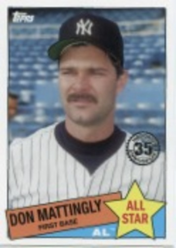 Photo of 2020 Topps '85 Topps All Stars #85AS23 Don Mattingly