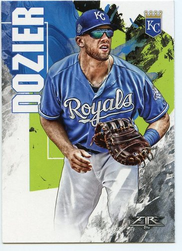 Photo of 2019 Topps Fire #199 Hunter Dozier