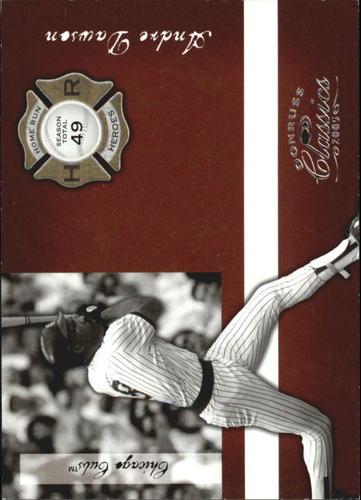 Photo of 2005 Donruss Classics Home Run Heroes #36 Andre Dawson