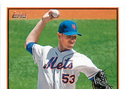 Photo of 2012 Topps Update #US14 Jeremy Hefner RC