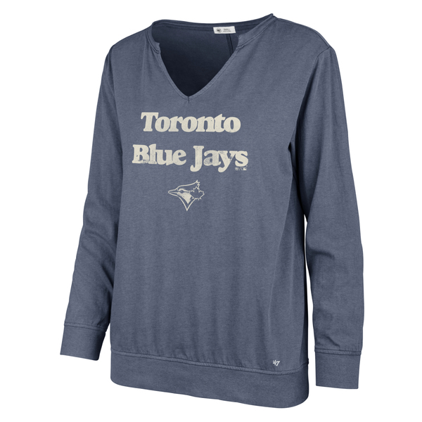 Toronto Blue Jays Women's Gamma Long Sleeve by '47 Brand