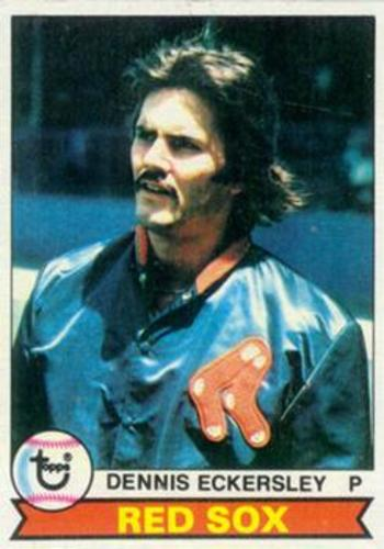 Photo of 1979 Topps #40 Dennis Eckersley