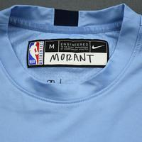 Ja Morant - 2020 NBA Rising Stars - Team USA - Warm-up and Game-Worn Shooting Shirt