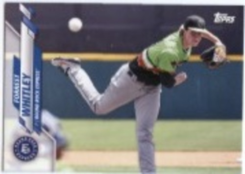 Photo of 2020 Topps Pro Debut #PD84 Forrest Whitley