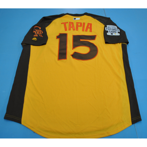 2016 Futures Game - Raimel Tapia Batting Practice Worn Jersey