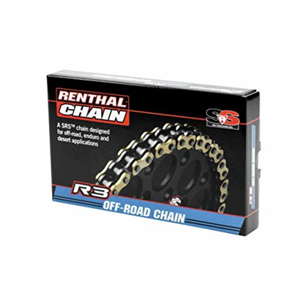 Photo of Renthal R3-3 SRS 520 Off-Road Chain-114