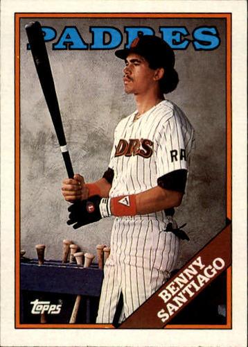 Photo of 1988 Topps #693 Benito Santiago