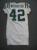 Jets – #42 Washington Proposed White Jersey 2005