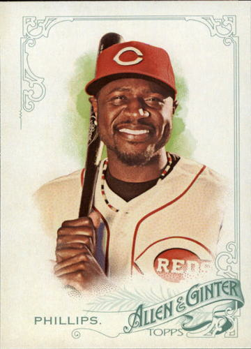 Photo of 2015 Topps Allen and Ginter #75 Brandon Phillips