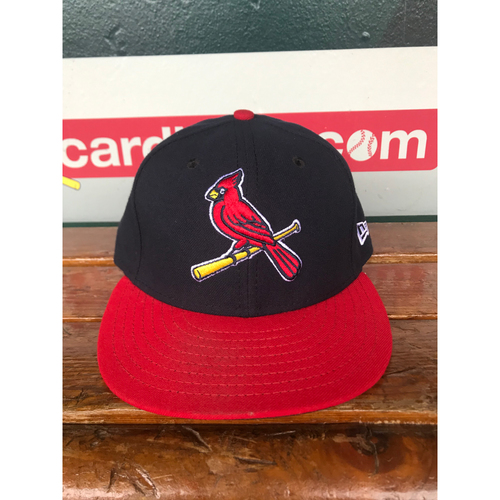 Photo of Cardinals Authentics: Game Worn Luke Weaver Sunday Alternate Cap
