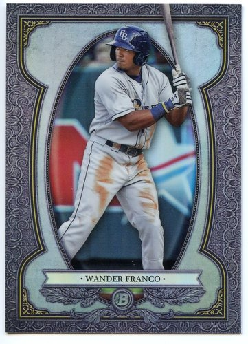 Photo of 2019 Bowman Chrome Bowman Sterling Continuity #BS10 Wander Franco