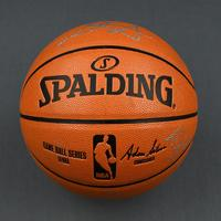 Ayton, Bagley III, Doncic, Jackson Jr. and Young - 2018 NBA Draft Class Top 5 Overall Draft Picks - Autographed Basketball