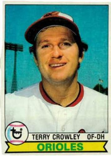 Photo of 1979 Topps #91 Terry Crowley