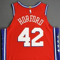 Al Horford * - Red Statement Edition - Worn 11/23/19