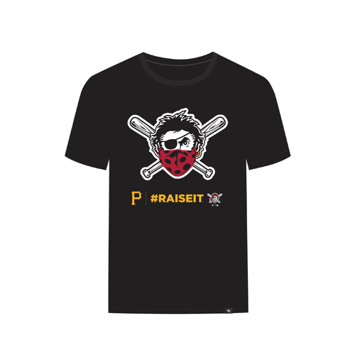 Photo of Pittsburgh Pirates #RAISEIT T-Shirt - Choose your Size!