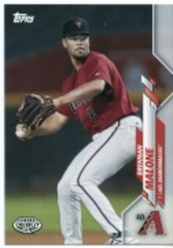 Photo of 2020 Topps Pro Debut #PD89 Brennan Malone