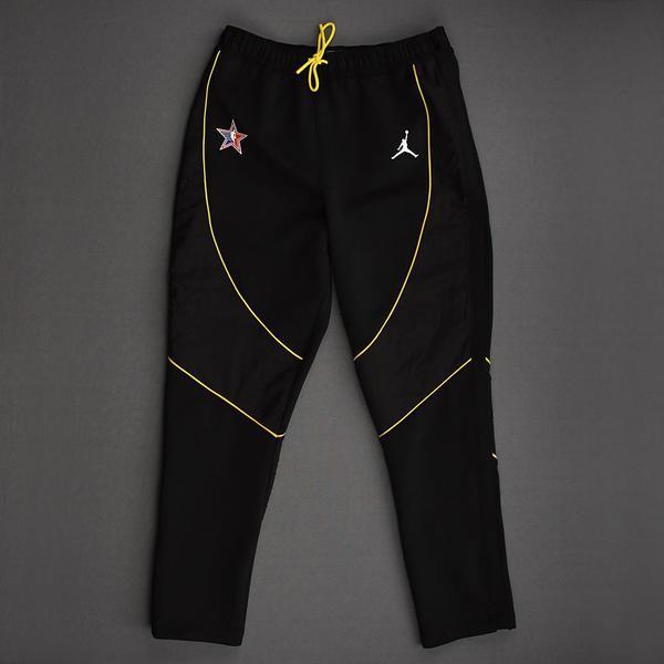 Image of DamianLillard - Game-Worn 2021 NBA All-Star Pants