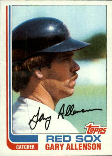 Photo of 1982 Topps #686 Gary Allenson