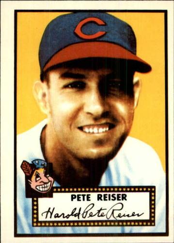 Photo of 1983 Topps 1952 Reprint #189 Pete Reiser