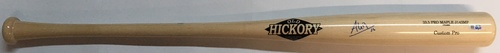Photo of Aledmys Diaz Autographed Game Model Old Hickory Bat