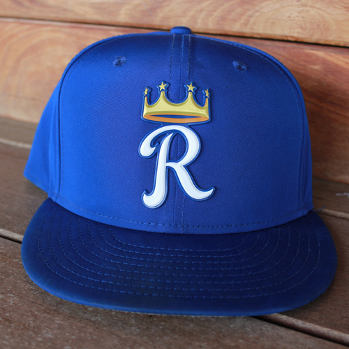 Photo of Team-Issued Batting Practice Cap: Alcides Escobar (Size - 7 1/4)