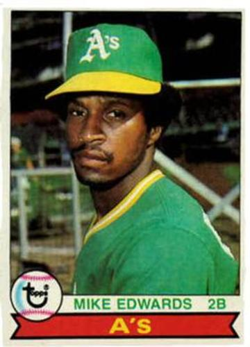 Photo of 1979 Topps #613 Mike Edwards RC