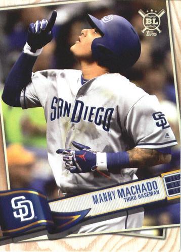 Photo of 2019 Topps Big League #168 Manny Machado