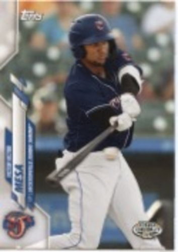 Photo of 2020 Topps Pro Debut #PD91 Victor Victor Mesa