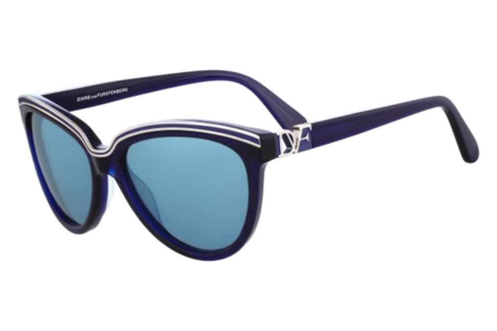 Photo of Diane Von Furstenberg Sunglasses