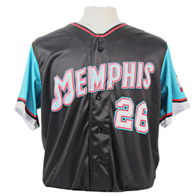Number 28 2021 Grizzlies-themed Jersey