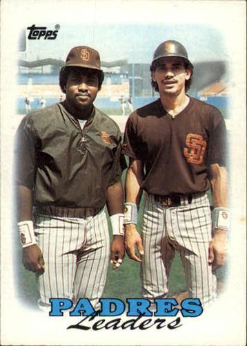 Photo of 1988 Topps #699 Benito Santiago/Tony Gwynn TL