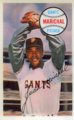 Photo of 1970 Kellogg's #13 Juan Marichal