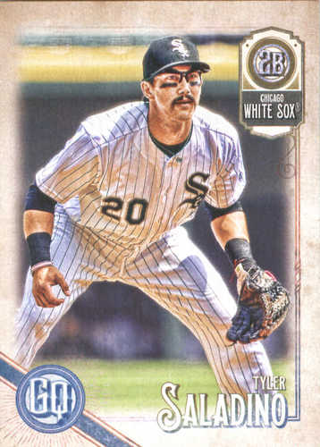 Photo of 2018 Topps Gypsy Queen #289 Tyler Saladino