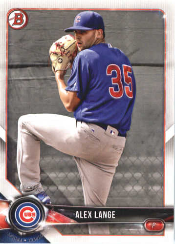 Photo of 2018 Bowman Prospects #BP54 Alex Lange