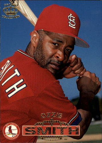 Photo of 1996 Pacific #226 Ozzie Smith -- Hall of Fame Class of 2002