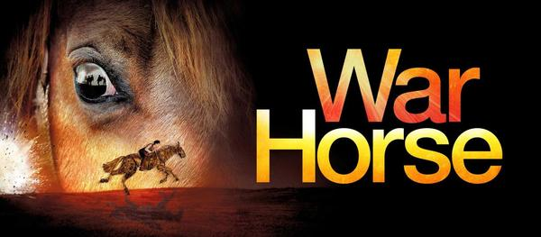 Clickable image to visit Two Tickets to see War Horse in London, plus the Puppetry Workshop