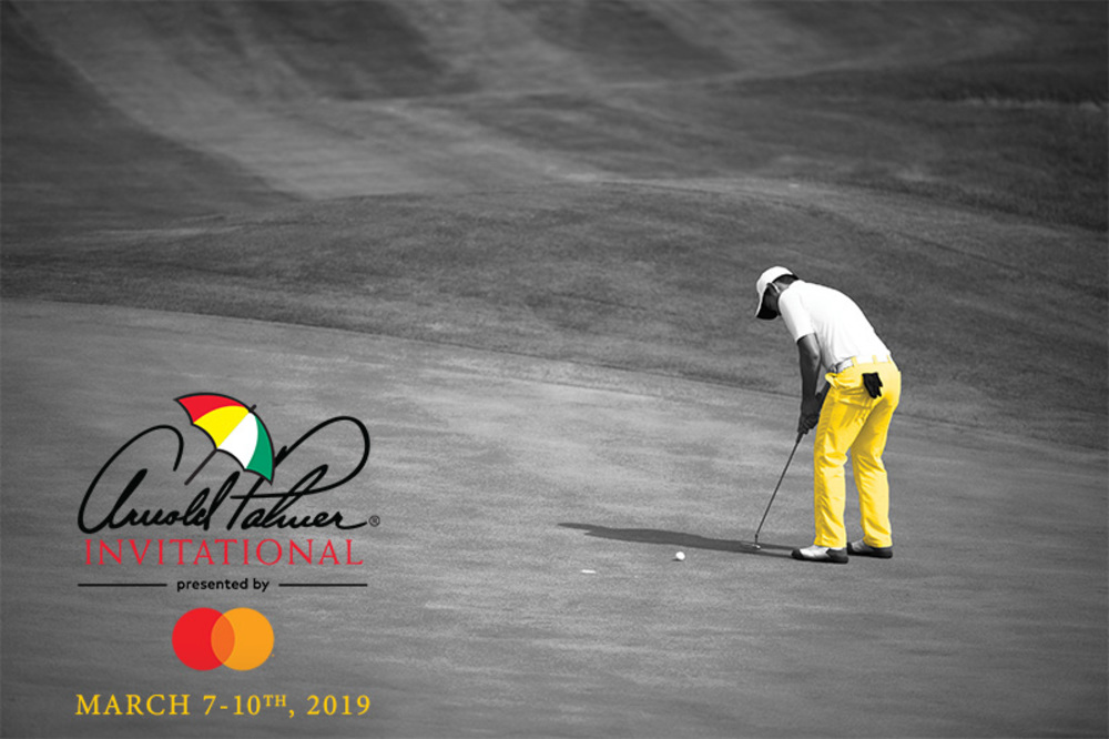 Photo of Hosted VIP tickets for Arnold Palmer Invitational in Orlando - March 7th