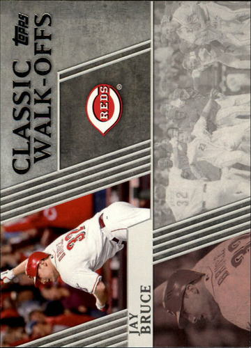 Photo of 2012 Topps Classic Walk-Offs #CW5 Jay Bruce