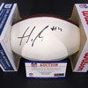 NFL - Cardinals Hakeem Butler Signed Panel Ball