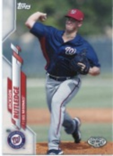 Photo of 2020 Topps Pro Debut #PD95 Jackson Rutledge