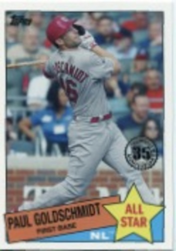 Photo of 2020 Topps '85 Topps All Stars #85AS36 Paul Goldschmidt
