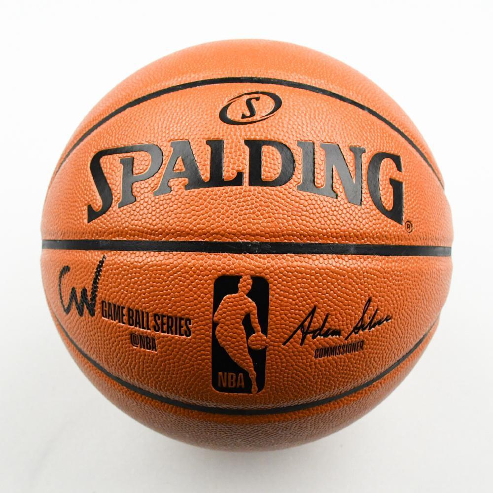 Coby White - Chicago Bulls - 2019 NBA Draft Class - Autographed Basketball