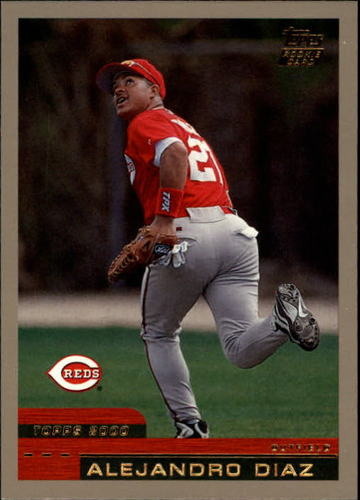 Photo of 2000 Topps Traded #T30 Alejandro Diaz RC
