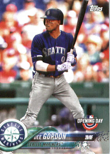 Photo of 2018 Topps Opening Day #170 Dee Gordon