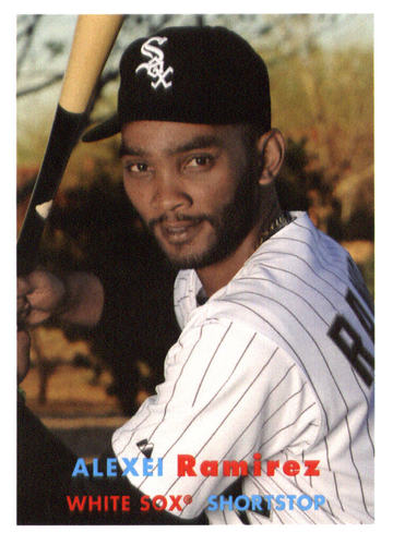 Photo of 2015 Topps Archives #6 Alexei Ramirez