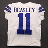 STS - Cowboys Cole Beasley Signed Game Issued Jersey Size 48 w/Prova Authentication